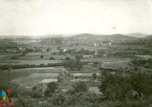 Vista panorámica de Retuerto, Ansio, Ibarreta, Zuazo y Arteagabeitia